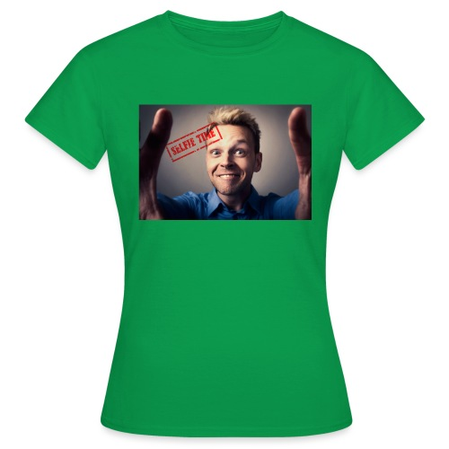 Selfy time - Women's T-Shirt