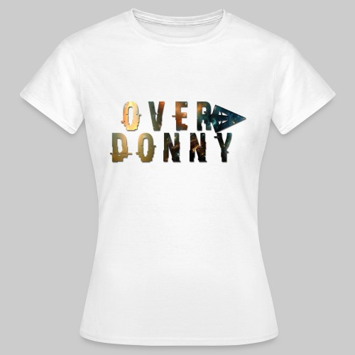 Over Donny [Arrow Version] - Maglietta da donna