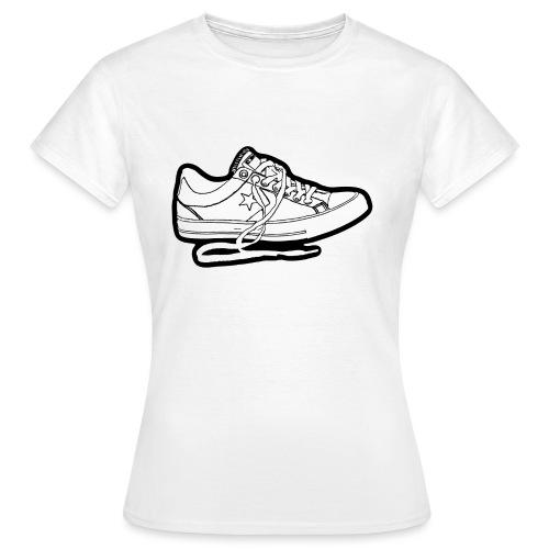 sneaker1 - T-shirt dam