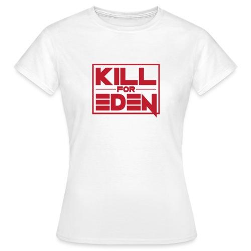 Women's Shoulder-Free Tank Top - Women's T-Shirt