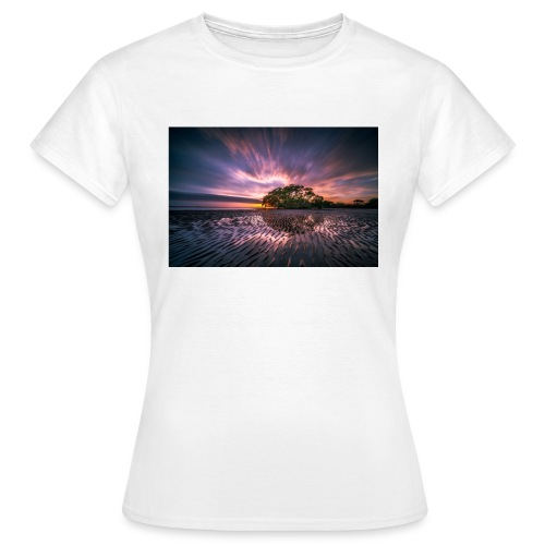 Fin bild - T-shirt dam