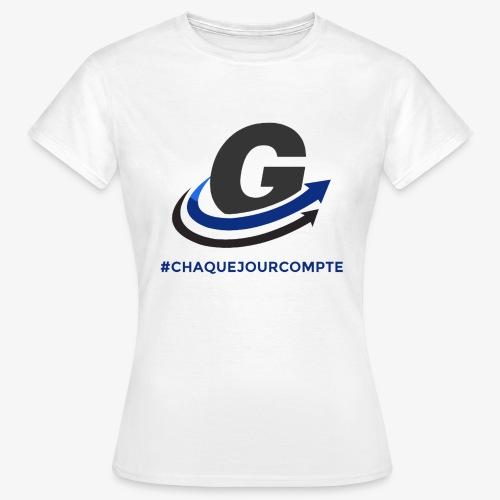 T-shirt en jersey de coton | ALBÂTRE - T-shirt Femme