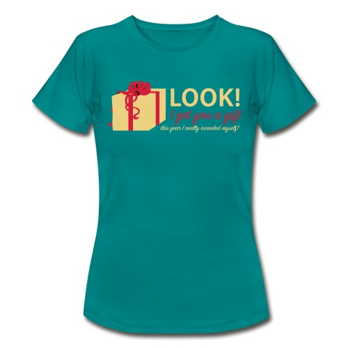 Täydellinen lahja - Naisten t-paita