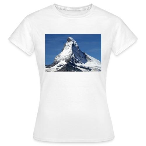 matterhorn 425134 1920 - Frauen T-Shirt