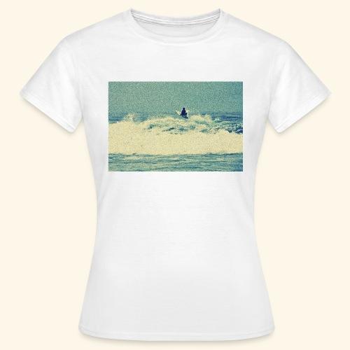 surf2 - T-shirt Femme