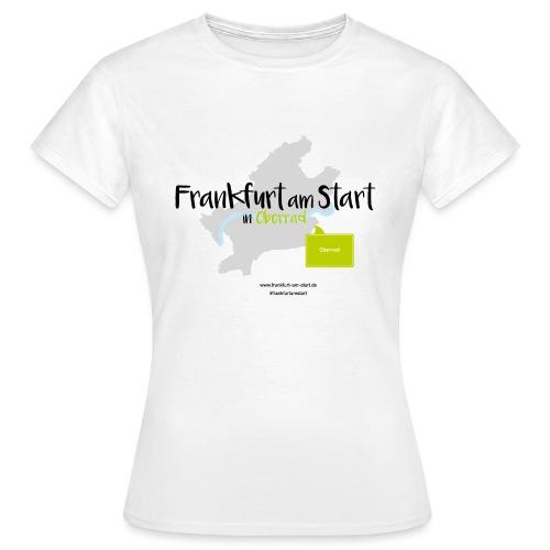 Frankfurt am Start - Oberrad - Frauen T-Shirt