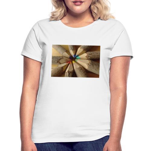flo - Camiseta mujer
