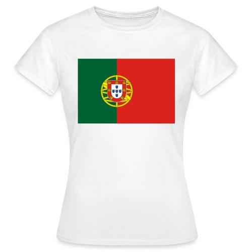portugal - Frauen T-Shirt