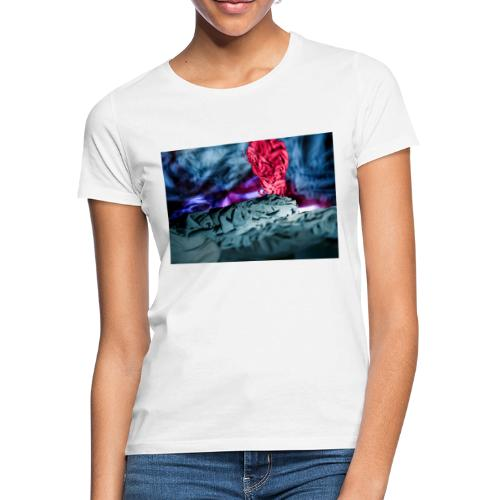 Vulkanausbruch - Frauen T-Shirt