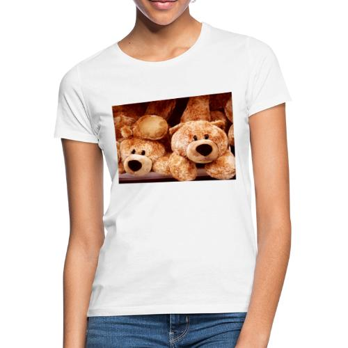 Glücksbären - Frauen T-Shirt