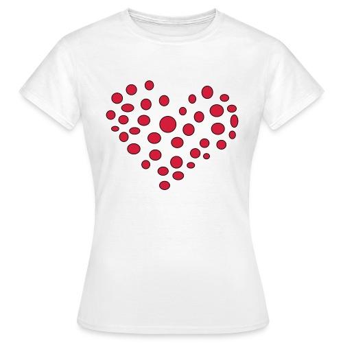 Polka - Dame-T-shirt