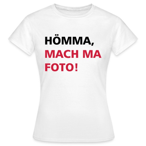 HÖMMA - Frauen T-Shirt