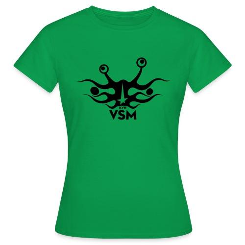 Kerk van het Vliegend Spaghettimonster - Vrouwen T-shirt