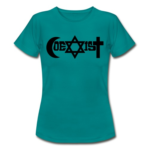 coexist - Frauen T-Shirt