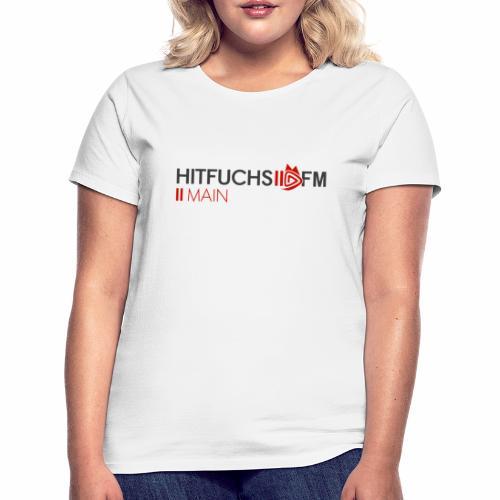 #TeamMain - Gray font - Women's T-Shirt