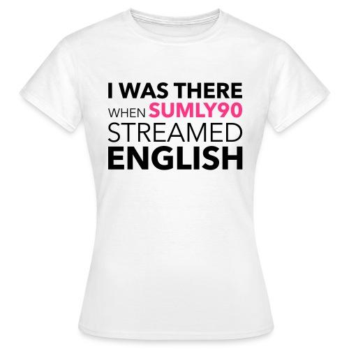 Sumly English - Women's T-Shirt