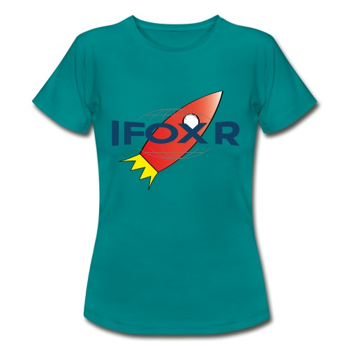 IFOX ROCKET - T-shirt dam