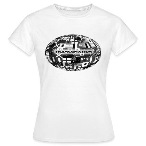 trancenation - T-shirt dam