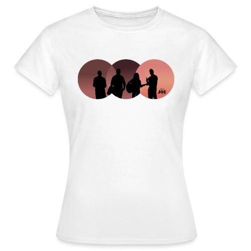 Motiv Cheerio Joe light red/brown - Frauen T-Shirt