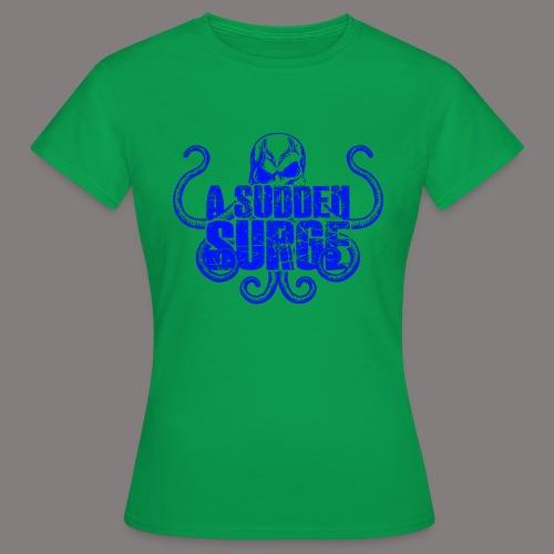ASS_Logo_bl_final - Frauen T-Shirt