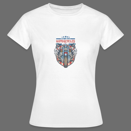 JAX MONEY CREW Motorcycle - Women's T-Shirt