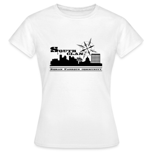 SOUTH CLAN CLASSIC - Maglietta da donna