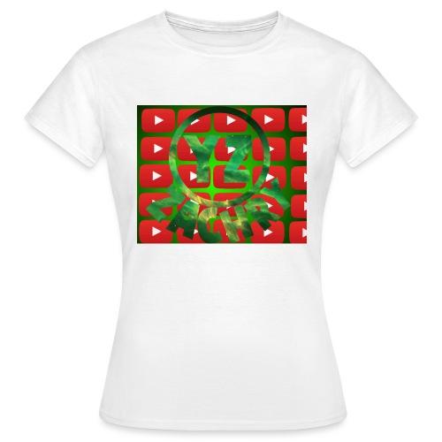 YZ-Muismatjee - Vrouwen T-shirt
