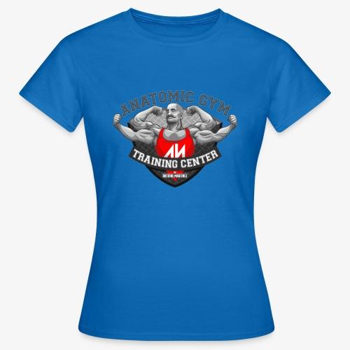 AnatomicGym - T-shirt Femme