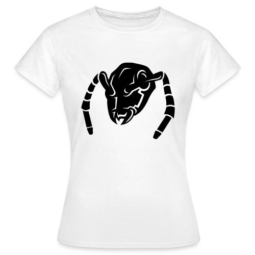 logostecker aermel - Frauen T-Shirt