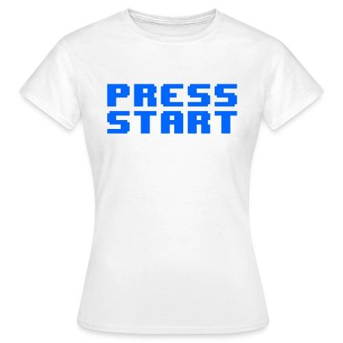 Press Start - Maglietta da donna