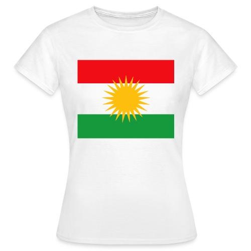 kurdistan - T-shirt dam