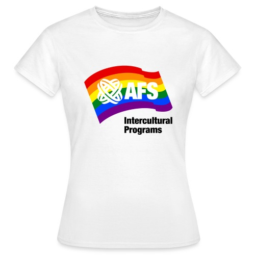 AFS Pride Edition - Frauen T-Shirt