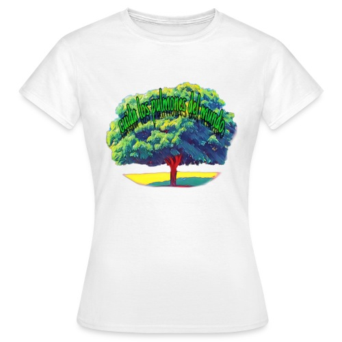Ambiente - Camiseta mujer