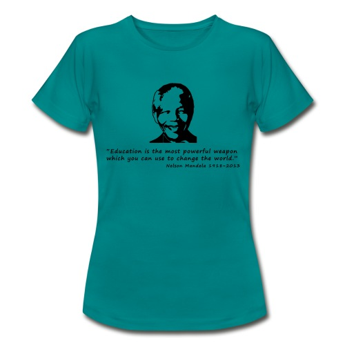 Nelson Mandela - Frauen T-Shirt