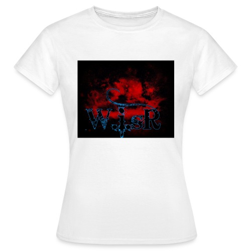 WISR Huppari - Naisten t-paita