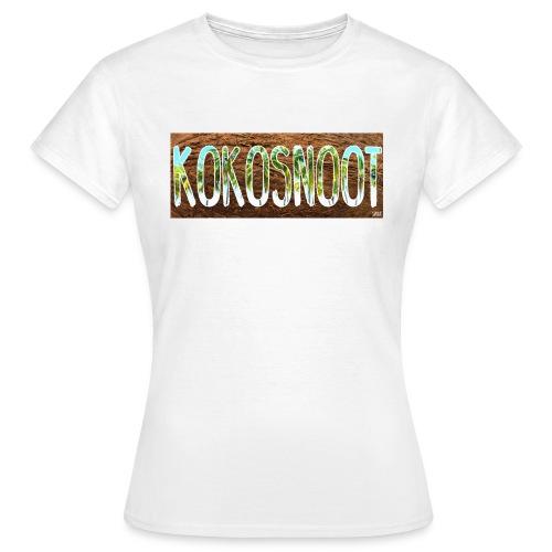 Kokosnoot - Vrouwen T-shirt