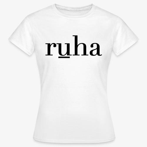 Ruha - Vrouwen T-shirt
