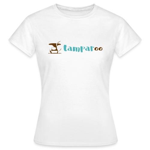 Tamparoo - Maglietta da donna