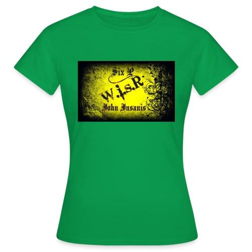 Six P & John Insanis Treenikassi - Naisten t-paita