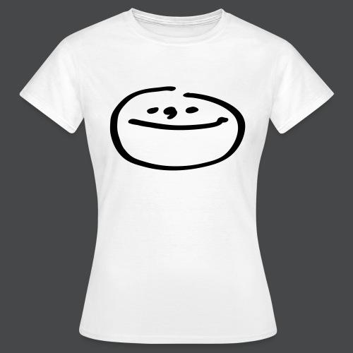 mondgesicht - Frauen T-Shirt