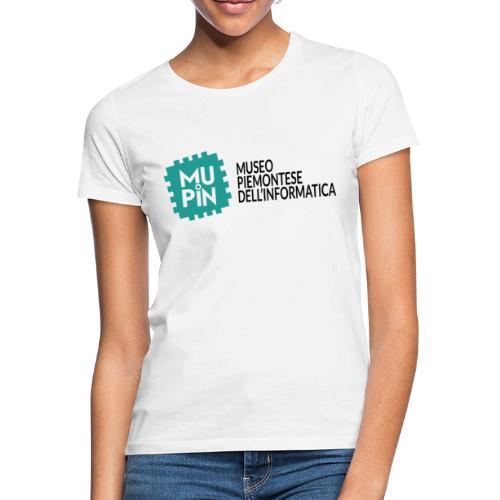 Logo Mupin con scritta - Maglietta da donna