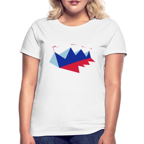 Mountink - Camiseta mujer