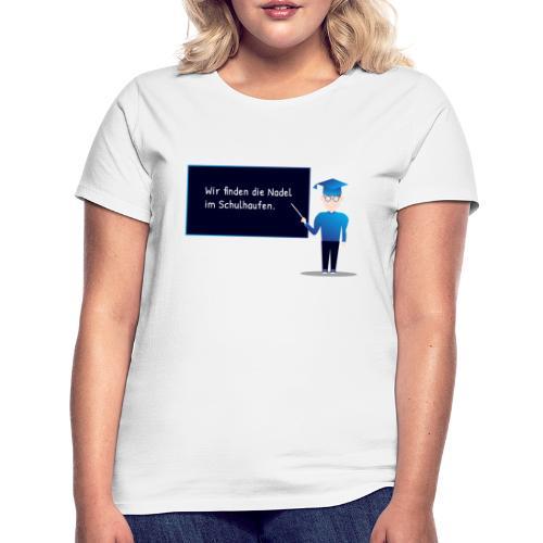 Slogan Collection - Frauen T-Shirt