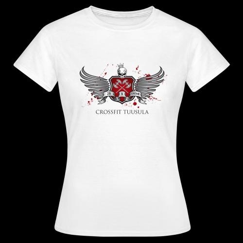 CrossFit Tuusula - Naisten t-paita