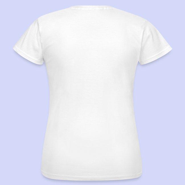 Pastel Rainbow Doodle - Female shirt
