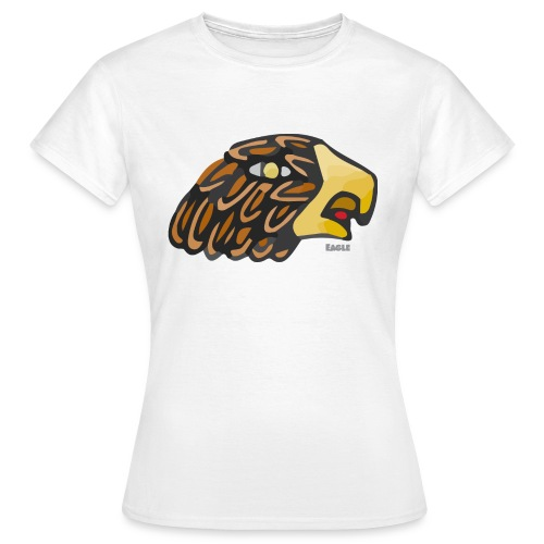 Aztec Icon Eagle - Women's T-Shirt