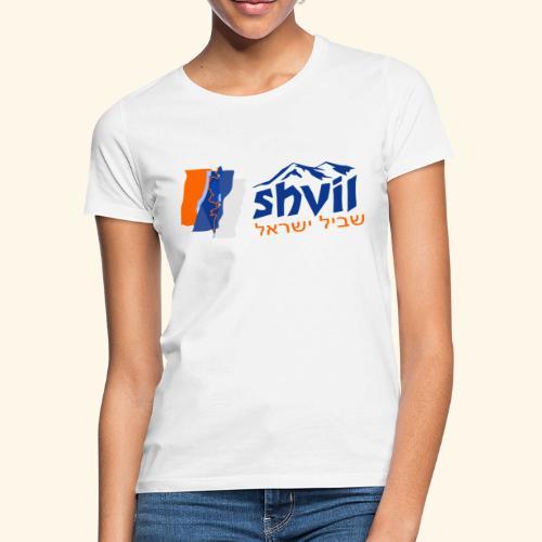 Israel National Trail - Shvil Trail Marker - Frauen T-Shirt