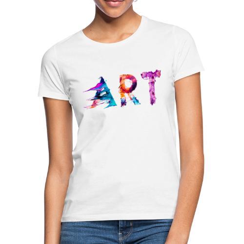 Art - T-shirt Femme