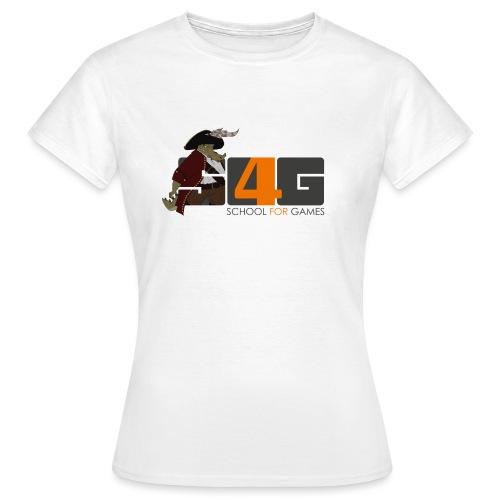Tshirt 01 png - Frauen T-Shirt