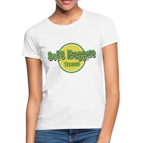 soft reggae tisane (fort contraste) - T-shirt Femme